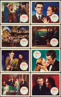 """Movie Posters:Hitchcock, The Paradine Case (Selznick, 1948). Lobby Card Set of 8 (11"""" X14"""").. ... (Total: 8 Items)"""
