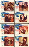 """Movie Posters:Film Noir, Ministry of Fear (Paramount, 1944). Lobby Card Set of 8 (11"""" X14"""").. ... (Total: 8 Items)"""