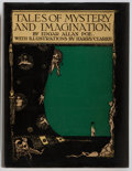 Books:Horror & Supernatural, [Harry Clarke, illustrator]. Edgar Allan Poe. Tales of Mysteryand Imagination. New York: Brentano's, [1923]. First ...