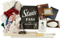 Baseball Collectibles:Others, Scrapbook of Fan Letters & Various Ephemera from The Stan Musial Collection....