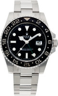 Timepieces:Wristwatch, No shipping into the U.S. - Rolex Ref. 116710 Steel GMT Master II, circa 2004. ...