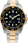 Timepieces:Wristwatch, No Shipping into the U.S. - Rolex Ref. 116713 Two Tone GMT Master II, circa 2000. ...
