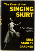 Books:Mystery & Detective Fiction, Erle Stanley Gardner. INSCRIBED. The Case of the SingingSkirt. Morrow, 1959. First edition, first printing. Signe...