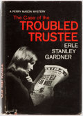 Books:Mystery & Detective Fiction, Erle Stanley Gardner. INSCRIBED. The Case of the TroubledTrustee. Morrow, 1965. First edition, first printing. ...