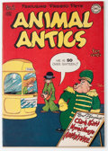 Golden Age (1938-1955):Funny Animal, Animal Antics #6 (DC, 1947) Condition: VF/NM....