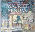 Books:Art & Architecture, [Maurice Sendak] Tony Kushner. SIGNED. The Art of Maurice Sendak: 1980 to the Present. New York: Harry N. Abrams, In...