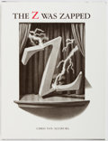 Books:Children's Books, Chris Van Allsburg. SIGNED. The Z Was Zapped. Boston:Houghton Mifflin, 1987. Later printing. Signed by author...