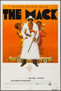 "Movie Posters:Blaxploitation, The Mack (Cinerama Releasing, 1973). One Sheet (27"" X 41"").Blaxploitation.. ..."