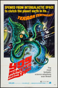 "Movie Posters:Science Fiction, Yog, Monster from Space (American International, 1970). One Sheet(27"" X 41""). Science Fiction.. ..."