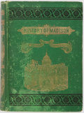 Books:Art & Architecture, [Wisconsin History]. Madison, Dane County and Surrounding Towns; Being a History and A Guide... Madison: Park, 1...