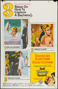 """Movie Posters:Comedy, That Funny Feeling & Other Lot (Universal, 1965). One Sheets(2) (27"""" X 41""""). Comedy.. ... (Total: 2 Items)"""