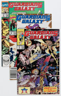 Modern Age (1980-Present):Superhero, Guardians of the Galaxy Group (Marvel, 1990-93) Condition: AverageNM.... (Total: 3 Box Lots)