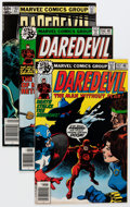Modern Age (1980-Present):Superhero, Daredevil Short Box Group (Marvel, 1979-93) Condition: AverageFN/VF....