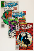 Modern Age (1980-Present):Superhero, The Amazing Spider-Man Group (Marvel, 1988-90) Condition: AverageNM.... (Total: 18 Comic Books)