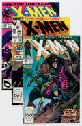 Modern Age (1980-Present):Superhero, X-Men Short Box Group (Marvel, 1986-92)....