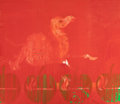Fine Art - Painting, American:Contemporary   (1950 to present)  , ROBERT BEAUCHAMP (American, 1923-1995). Camel in Red Mist,1971. Oil on canvas. 60 x 69 inches (152.4 x 175.3 cm). Signe...
