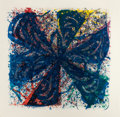 Prints:Contemporary, SAM FRANCIS (American, 1923-1994). Untitled, 1979.Lithograph in colors. 60 x 60 inches (152.4 x 152.4 cm). Ed. 11/15.S...