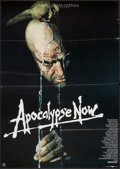 "Movie Posters:War, Apocalypse Now (United Artists, 1979). German A1 (23"" X 33""). War....."