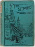 Books:Literature Pre-1900, [Arthur Conan Doyle, M. P. Shiel, and others]. George Newnes,editor. The Strand Magazine. Volume XII. July to D...