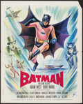 "Movie Posters:Action, Batman (20th Century Fox, 1966). French Petite (17.75"" X 22"").Action.. ..."