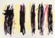 JOAN MITCHELL (American, 1926-1992) Trees III, 1992 Lithograph in colors 56-1/4 x 81-7/8 inches (143.0 x 208.0 cm) E
