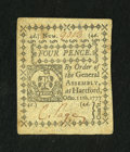Colonial Notes:Connecticut, Connecticut October 11, 1777 4d About New....