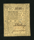Colonial Notes:Delaware, Delaware January 1, 1776 10s Choice New....