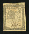 Colonial Notes:Delaware, Delaware May 1, 1777 2s/6d Extremely Fine....