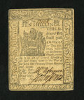 Colonial Notes:Delaware, Delaware May 1, 1777 10s Extremely Fine....