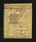 Colonial Notes:Delaware, Delaware May 1, 1777 20s Very Fine....