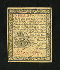 Colonial Notes:Pennsylvania, Pennsylvania April 10, 1777 4d About New....