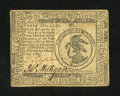Colonial Notes:Continental Congress Issues, Continental Currency February 17, 1776 $3 Extremely Fine....