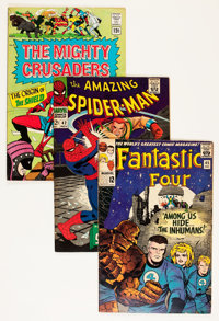 Silver Age Miscellaneous Comics Group (Various Publishers, 1960s) Condition: FN+.... (Total: 31 Comic Books)