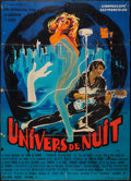 """Movie Posters:Documentary, Universo di Notte (Les Marbeuf, 1962). French Grande (45"""" X 62""""). Documentary.. ..."""