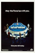 "Movie Posters:Science Fiction, Star Wars (20th Century Fox, 1978). One Sheet (27"" X 41"") BirthdayCake Style.. ..."