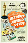 "Movie Posters:Animation, Walt Disney's Academy Award Revue (United Artists, 1937). One Sheet(27"" X 41"").. ..."