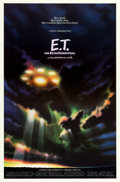 """Movie Posters:Science Fiction, E.T. The Extra-Terrestrial (Universal, 1982). One Sheet (27"""" X 41"""")Advance.. ..."""