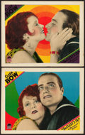 """Movie Posters:Comedy, The Fleet's In (Paramount, 1928). Lobby Cards (2) (11"""" X 14"""").. ...(Total: 2 Items)"""