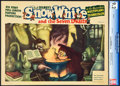 "Movie Posters:Animation, Snow White and the Seven Dwarfs (RKO, 1937). CGC Lobby Card (11"" X14"").. ..."