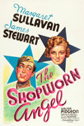 "Movie Posters:Romance, The Shopworn Angel (MGM, 1938). One Sheet (27"" X 41"") Style C.. ..."