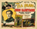 "Movie Posters:Action, The Sea Beast (Warner Brothers, 1926). Half Sheet (22"" X 28"").. ..."