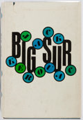 Books:Literature 1900-up, Jack Kerouac. Big Sur. Farrar, Straus and Cudahy, 1962.First edition, first printing. Publisher's binding and dj. M...