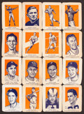 """Baseball Cards:Sets, 1952 Wheaties """"Champion Trading Cards"""" Collection (16 Different). ..."""