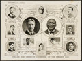 """Boxing Collectibles:Memorabilia, 1911 Jack Johnson and Others """"Boxing"""" Supplement...."""