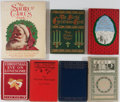 Books:Fiction, [Christmas Books]. Kate Douglas Wiggin, Owen Wister, and Others.Group of Seven Early 20th Century Illustrated Books. Variou...(Total: 7 Items)