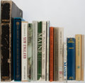 Books:Americana & American History, [Americana]. Group of Fifteen Related Books. Various publishers andeditions. Publisher's bindings with eleven in djs. Gener... (Total:15 Items)