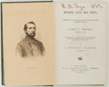 Books:Biography & Memoir, [Civil War]. John S. Mosby. Mosby and His Men. Carleton:1867. First edition, first printing. Portrait frontis. ...