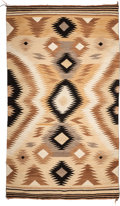 American Indian Art:Weavings, A NAVAJO REGIONAL RUG. Chinle. c. 1960...