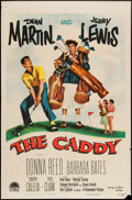 "Movie Posters:Sports, The Caddy (Paramount, 1953). One Sheet (27"" X 41""). Sports.. ..."