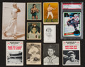Baseball Cards:Lots, 1910's-60's Multi-Brand Baseball, Boxing and Hockey Collection(100+) With T223 Sullivan. ...